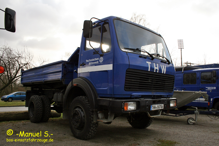 LKW Haltern a.See a.D.